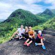 Hannes, Daiva, Bianca & Nathan Linde – UK